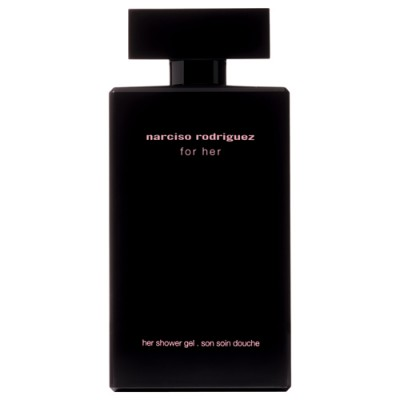 Narciso Rodriguez for her Gel Douche Parfumé 200 ml